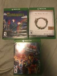 Xbox One Games: ESO Online, Terraria, and The LEGO Movie Videogame