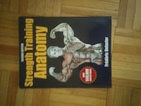 Strength Training Anatomy book   Toronto, M6B 2J2