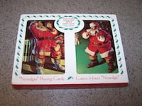 Coca - Cola Limited Edition 1993 Play cards - 2 packages - NEW Vaughan
