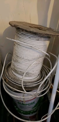 Leftover spool of coaxial cable Rosedale, 21237