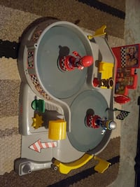 Fisher Price Racetrack
