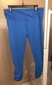 Authentic LuLulemon blue tights asking $45 like NEW Vaughan, L4H