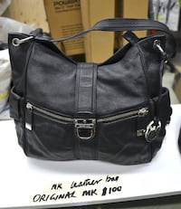 Original Micheal Kors leather bag and leather shoes (Take both for $130) Montreal, QC, Canada