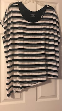 Black and grey 14/16 women's blouse Midland, 79707