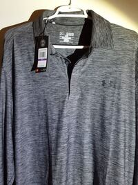 MEN'S LONG SLEEVE UNDER ARMOUR SHIRT Cathedral City, 92234
