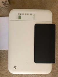 white HP deskjet 2541 printer Annandale, 22003