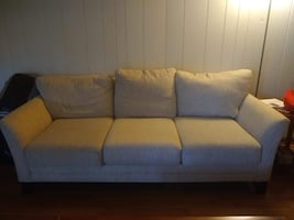Couch and Loveseat Combo