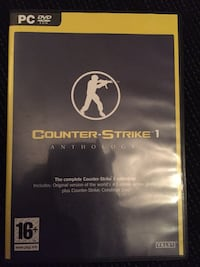 Counter Strike Anthology PC DVD-fodral Gustavsberg, 134 41
