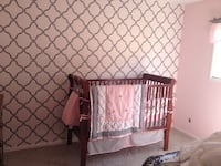 Crib with mattress bedding not included Los Angeles, 91307
