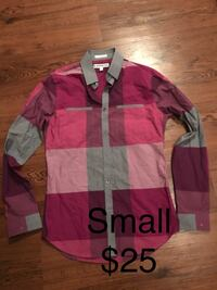 pink and gray zip-up jacket Los Fresnos, 78566