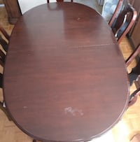 French Provincial style DINING TABLE (table only, no chairs) - NEEDS TLC Toronto