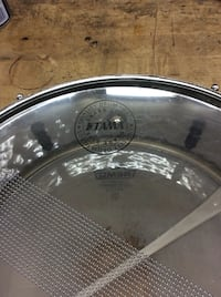 Tama snare drum musical instrument . 13 inch . Pre owned.