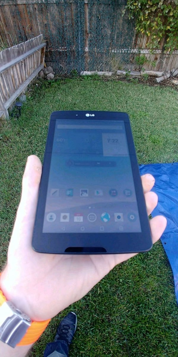 7 inch tablet LG G-pad - FREE DELIVERY 70b96f2c-354f-46a1-9092-4abea04df297