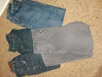 Boys size 8 jeans/pants and shirts Lot Toledo, 43605