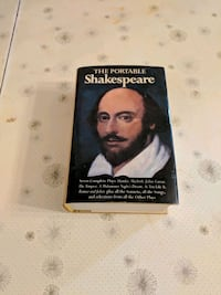 The Portable Shakespeare hardcover