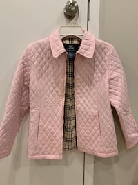 Beautiful Burberry jacket for kids.   Vaughan, L4H 8E1