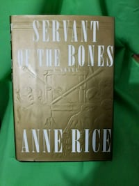 Signed by Anne Rice. Comes with signing ticket. Cohoes, 12047