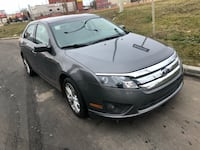 Ford - Fusion -  [TL_HIDDEN]  km.  Rebuilt stutus.  If interested text null, T9E 7X6
