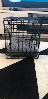 black collapsible pet crate Fort Worth, 76104