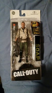Call Of Duty Black OPS Figure Soap Middle River