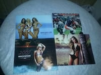 Early 2000s Broncos Calendars  Edgewater, 80214