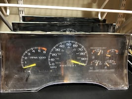 95-98 Chevy/GMC C/K1500 Speedometers