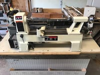 Jet variable speed mini lathe and pen turning jig Grand Junction, 81506