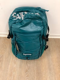 Supreme backpack dark teal Düsseldorf, 40625