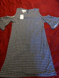 Blue and white dress from Ross size Medium Brand N