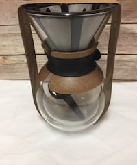 Starbucks Bodum Coffee Maker