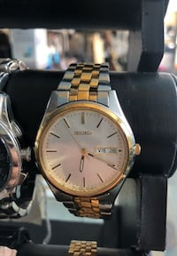 white guess watch San Diego
