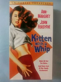 Kitten with a Whip vhs