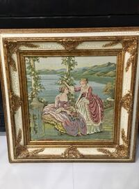 Wall Decor with Frame (Painting) 759 mi