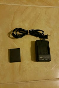 JVC  AA- V100 AC Adapter  and battery Pembroke Pines