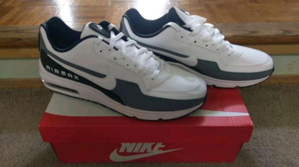 NEW Nike Air Max LTD 3 Size 15 Shoes