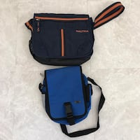 Nautica and tote bag messenger bags  Burtonsville, 20866
