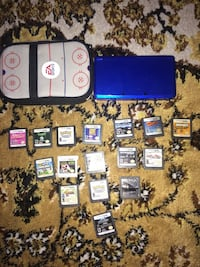 3DS with games Edmonton, T5X 2Y9