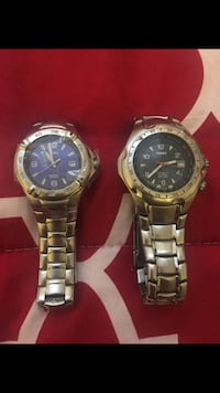 2 timex watch bundle Toronto, M1M 3V1