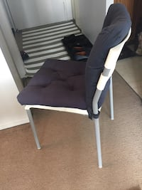 Outdoor/Indoor Chair with comfortable pad Montreal, H2X 3R2