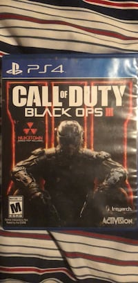 call of duty black ops 3 ps4 Hallandale Beach, 33009