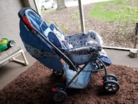baby's blue and gray stroller Lake Mary, 32746