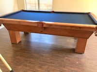 Perfect Connelly Ventana 8 foot pool table / billiard table Chandler, 85224