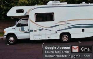 newer tires ,  2002 Fleetwood Tioga RV  t23wfe