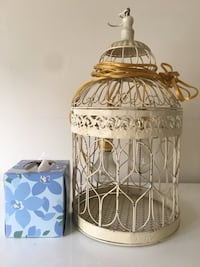 White birdcage  lamp Los Angeles, 90004