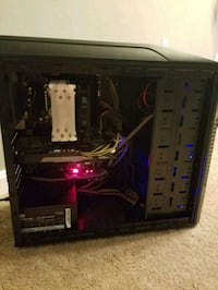 Gaming PC 8 mi