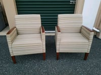 2 ACCENT CHAIRS  Bel Air, 21014
