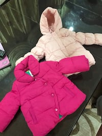Toddler girls jackets Burnaby, V5C 3B5
