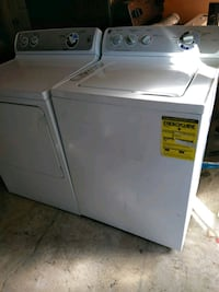 Washer and dryer excellent working condition Lawrenceville, 30044