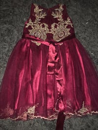 Dress    size 6 for little girl Los Angeles, 90038