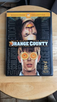 Orange County DVD Movie Laurel